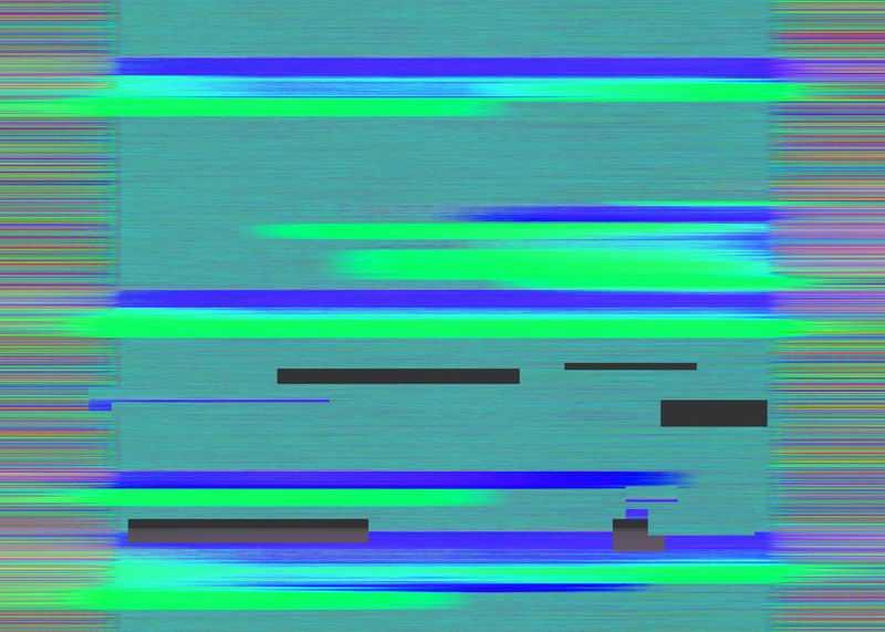 彩色条纹电脑屏幕故障风背景图7241346图片素材