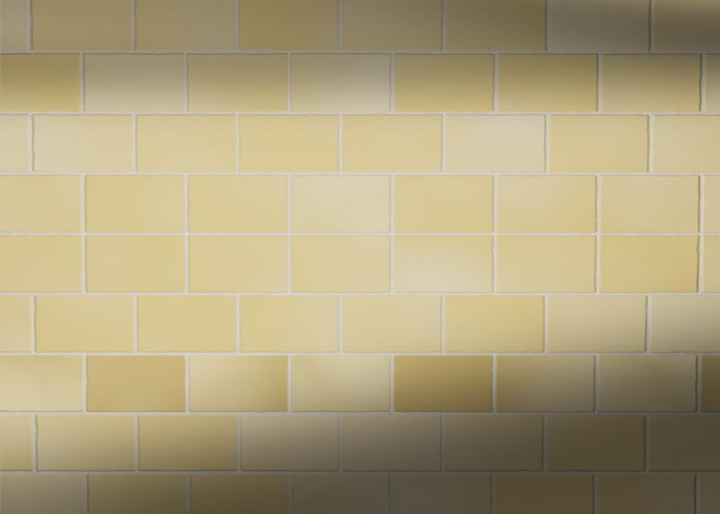 深黄色瓷砖墙壁背景图1549484图片素材 材质纹理贴图-第1张