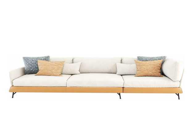 一个三人沙发组合沙发客厅装修家具4888688免抠图片素材