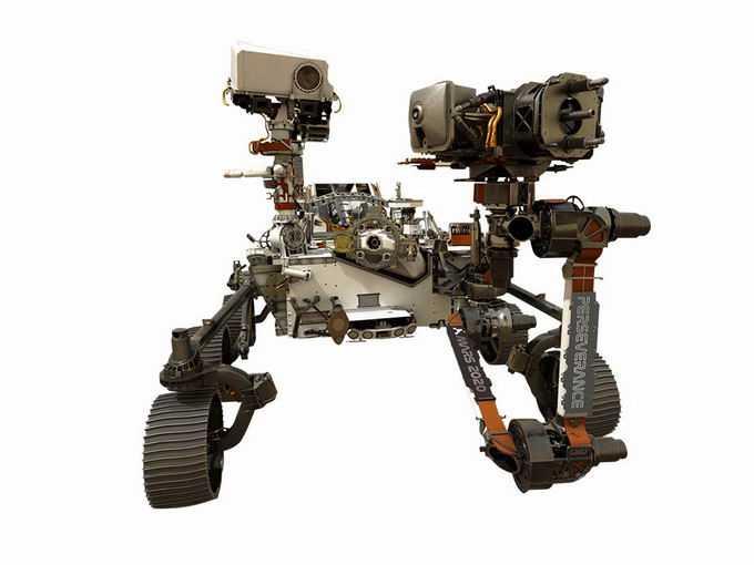 毅力号火星车美国火星探测车9196190png免抠图片素材
