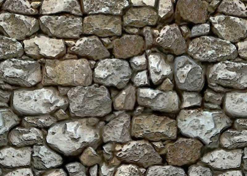 砾石石块墙壁背景图2415008图片素材