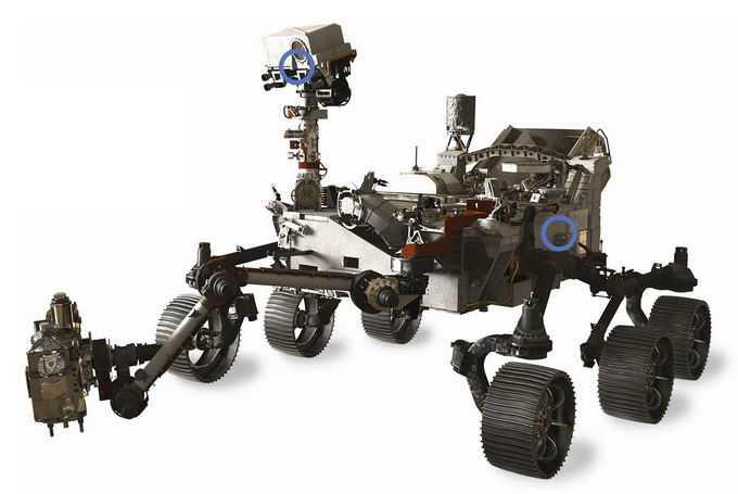 毅力号火星车美国火星探测车7520373png免抠图片素材