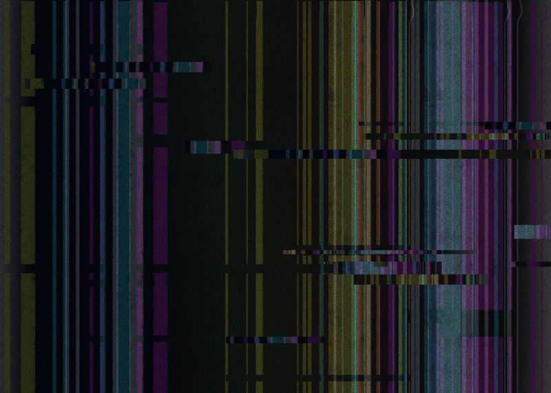 彩色竖条纹电脑屏幕故障风背景图5727954图片素材