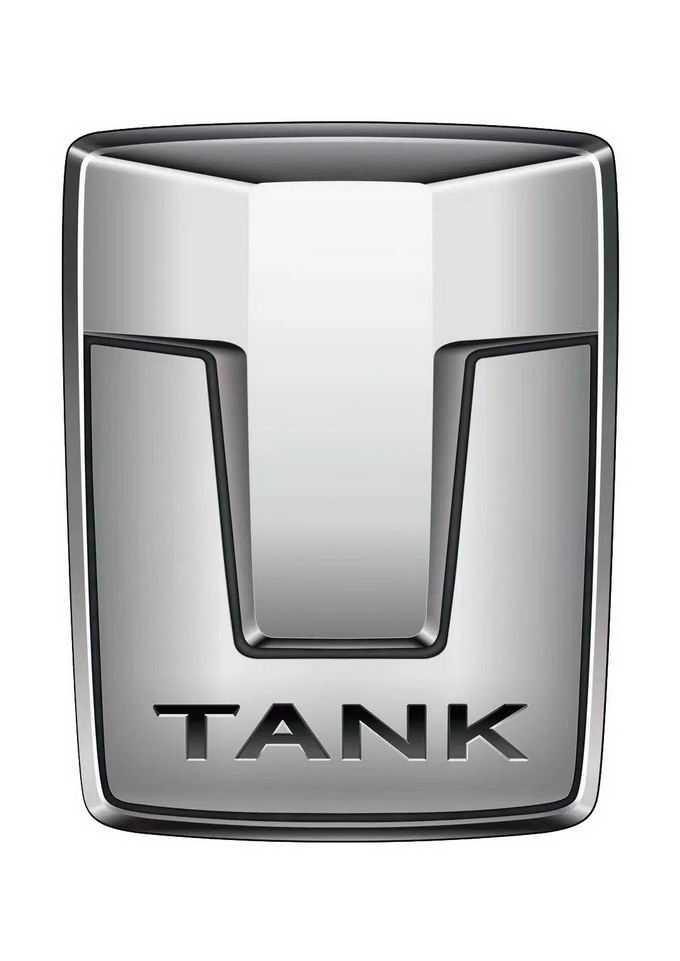 高清长城汽车子品牌坦克汽车标志logo png免抠图片素材