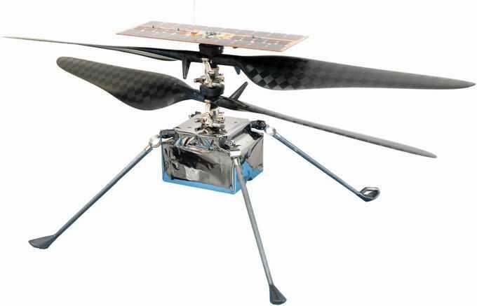 机智号直升机美国火星探测车2672856png免抠图片素材