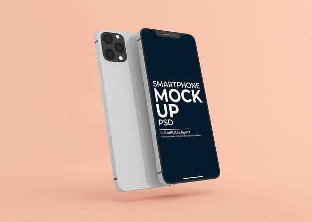 银灰色苹果iPhone12手机屏幕显示样机和背面9531575图片素材