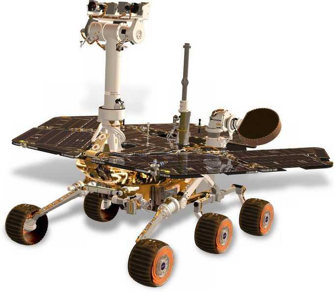 机遇号火星车美国火星探测车6117019png免抠图片素材