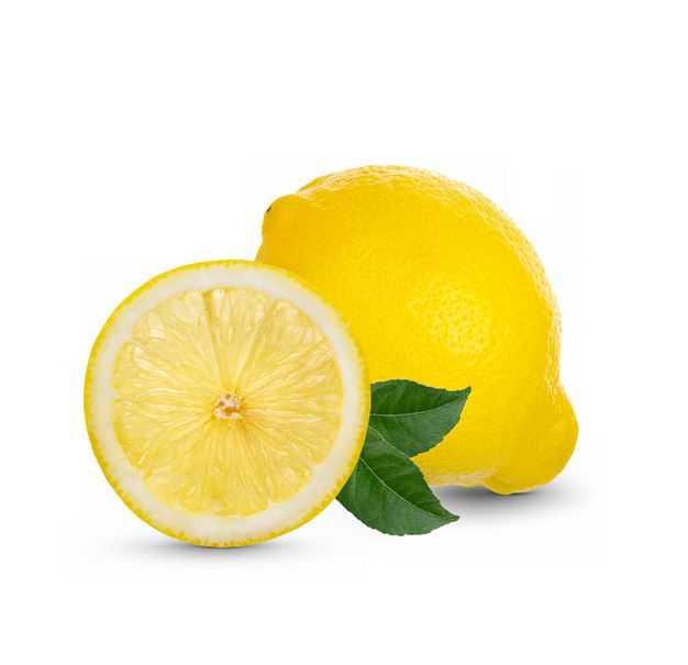 切开的柠檬美味水果5326866免抠图片素材
