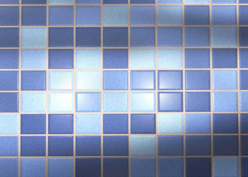 不同深浅的蓝色瓷砖墙壁背景图8079671图片素材