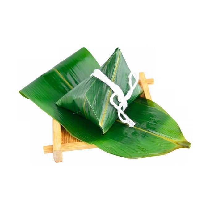 粽叶上的粽子传统端午节美味美食6208794png免抠图片素材