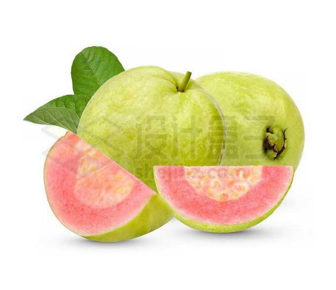 切开的番石榴美味水果2151503免抠图片素材免费下载