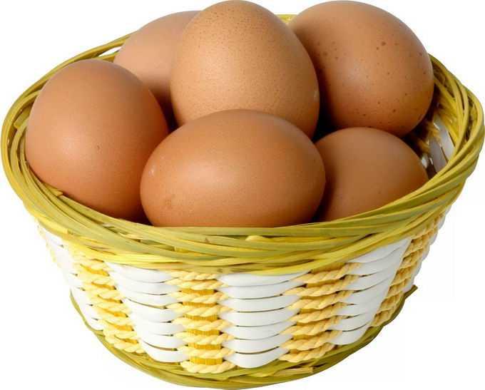 竹筐中的满满的一堆鸡蛋1799572png免抠图片素材