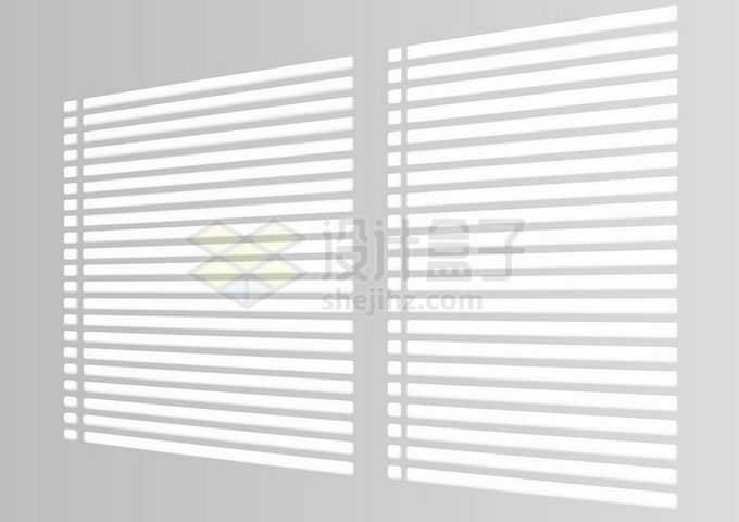阳光月光照射下的窗户影子百叶窗滤镜1666564矢量图片免抠素材免费下载