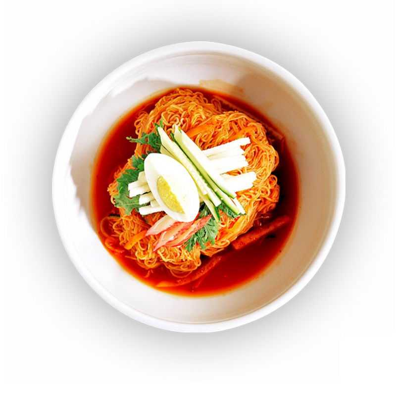泡菜面条朝鲜族韩国传统美食6740027免抠图片素材