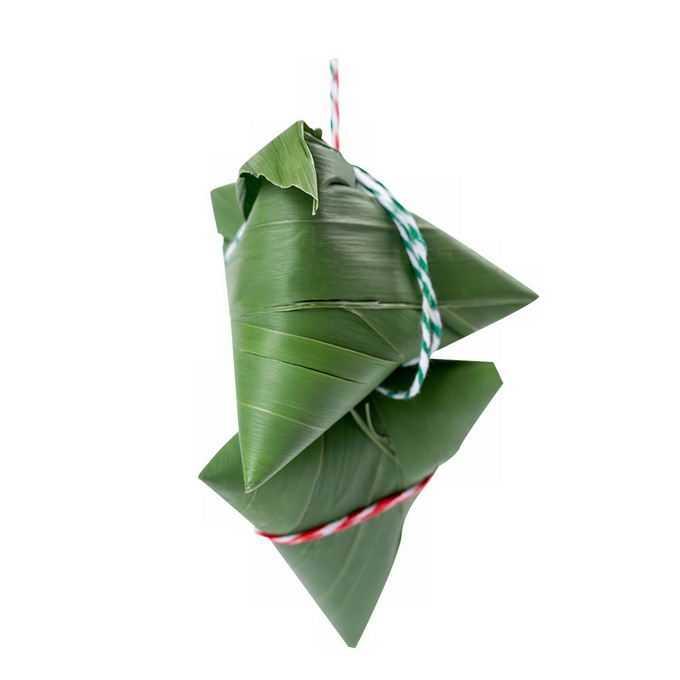 2个吊着的端午节粽子传统美味美食5826947png免抠图片素材