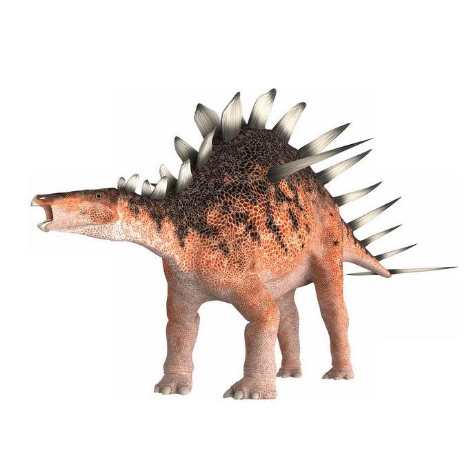 一头剑龙已灭绝恐龙6948418图片免抠素材免费下载 生物自然-第1张