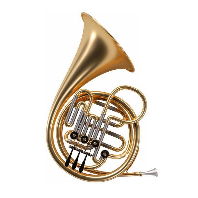 一款金色的大号铜管乐器西洋乐器4817798图片免抠素材免费下载 休闲娱乐-第1张