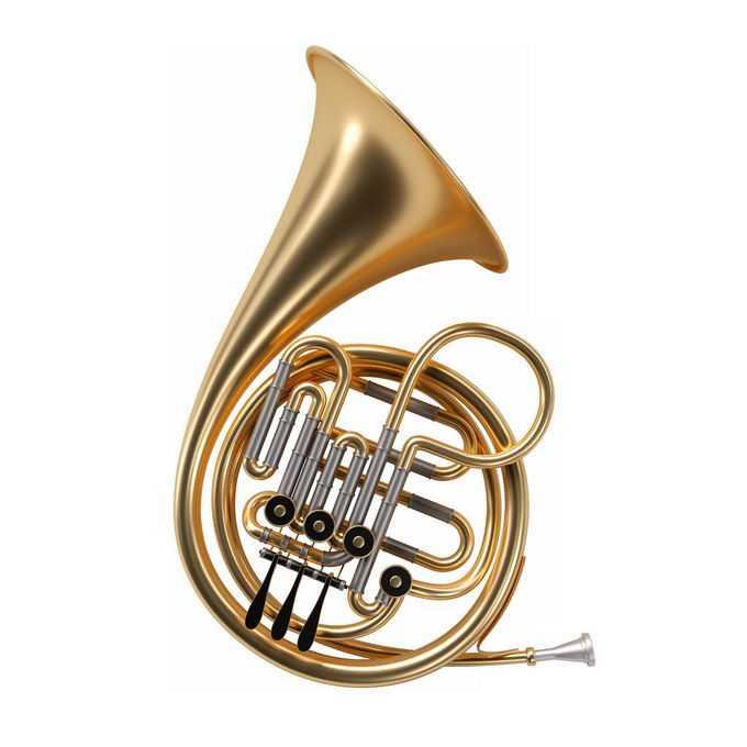 一款金色的大号铜管乐器西洋乐器4817798图片免抠素材免费下载
