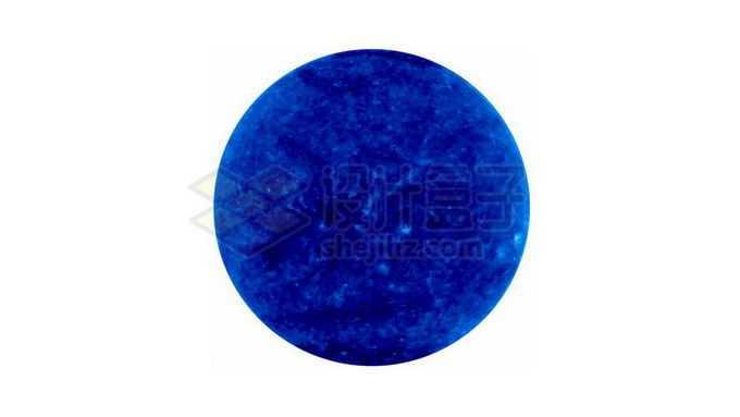 一颗蓝色光恒星蓝特超巨星png免抠高清图片素材