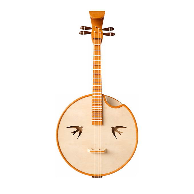中国传统乐器阮咸弹拨乐器1420162图片免抠素材免费下载 休闲娱乐-第1张