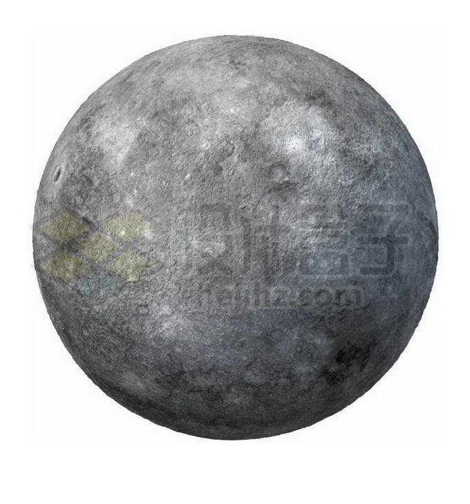 太阳系第二大矮行星阋神星png免抠高清图片素材 科学地理-第1张