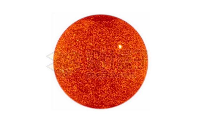 暗红色的恒星太阳红矮星png免抠高清图片素材 科学地理-第1张