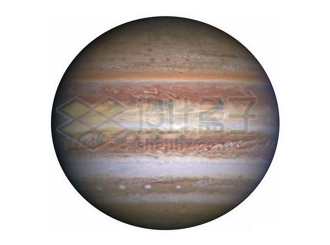 太阳系大行星木星png免抠高清图片素材 科学地理-第1张