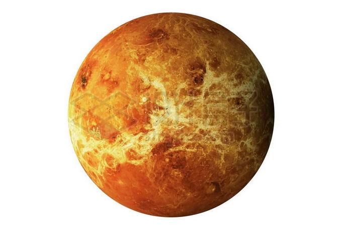 类地行星金星表面png免抠高清图片素材 科学地理-第1张