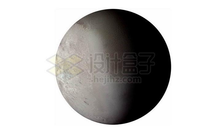 太阳系第七大卫星海王星卫星海卫一崔顿png免抠高清图片素材 科学地理-第1张