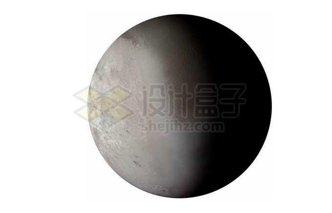 太阳系第七大卫星海王星卫星海卫一崔顿png免抠高清图片素材