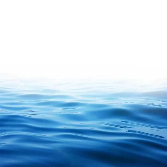 丝滑般的蓝色水面效果2012246矢量图片免抠素材免费下载
