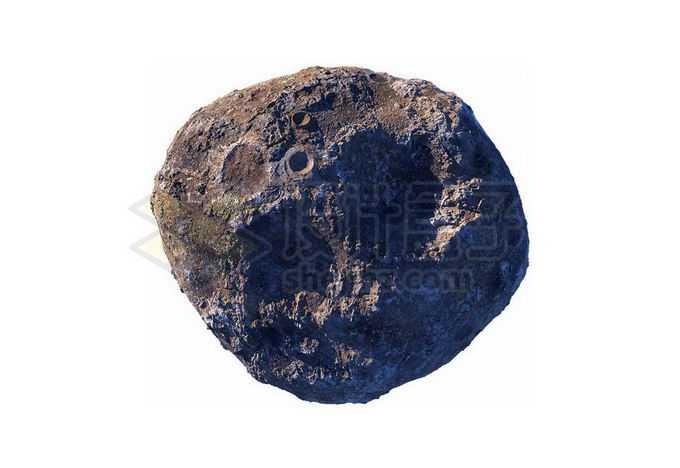 16Psyche普赛克金属小行星7509448png免抠图片素材