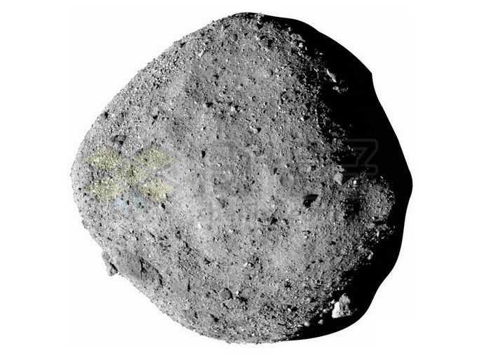 小行星本努(Bennu)高清写真9739801png免抠图片素材