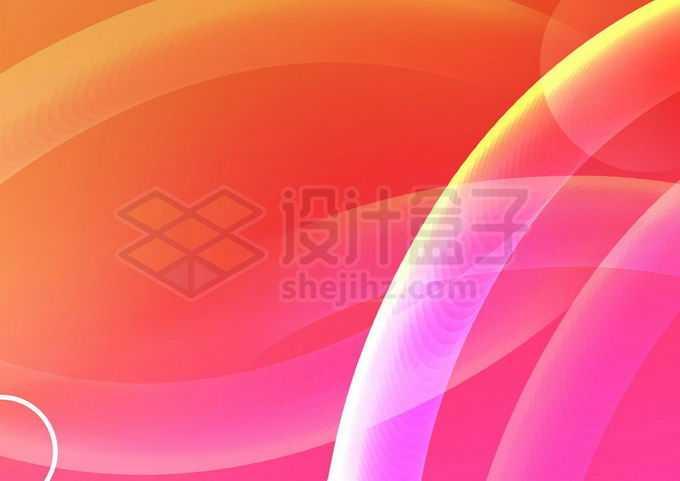 抽象3D形状组成的红色背景图8092449图片素材下载