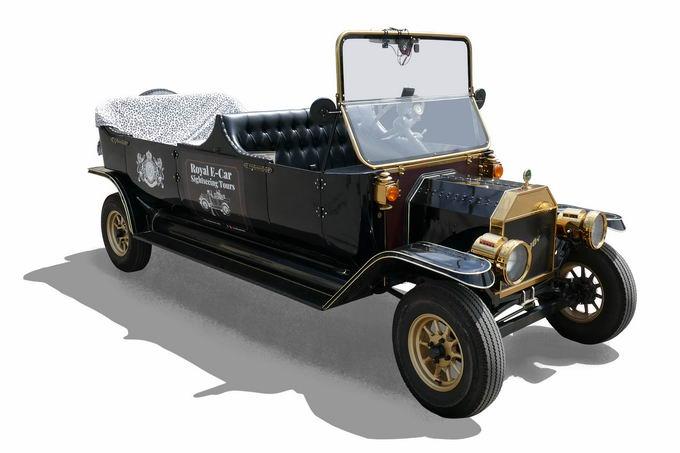 一辆古老的古董车老爷车5481062png免抠图片素材