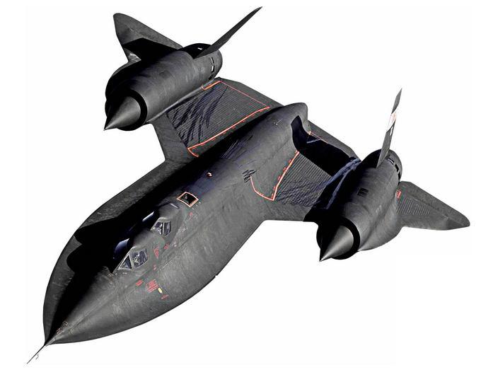 SR-71侦察机黑鸟战略侦察机1048347png免抠图片素材
