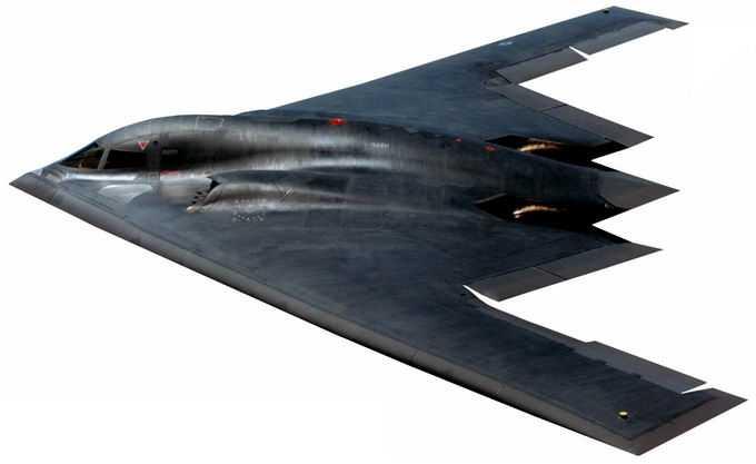 飞行中B2隐形战略轰炸机3708688png免抠图片素材