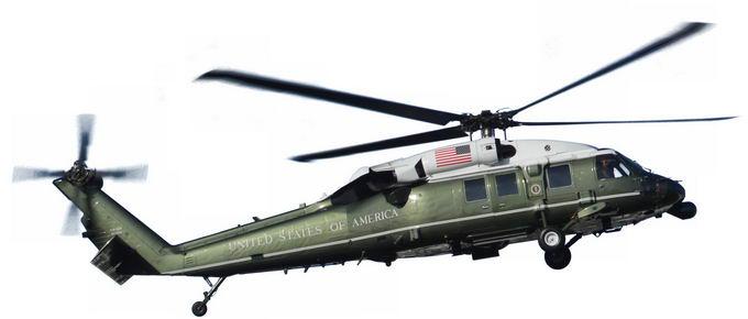 美国海军涂装的黑鹰直升机5815958png免抠图片素材