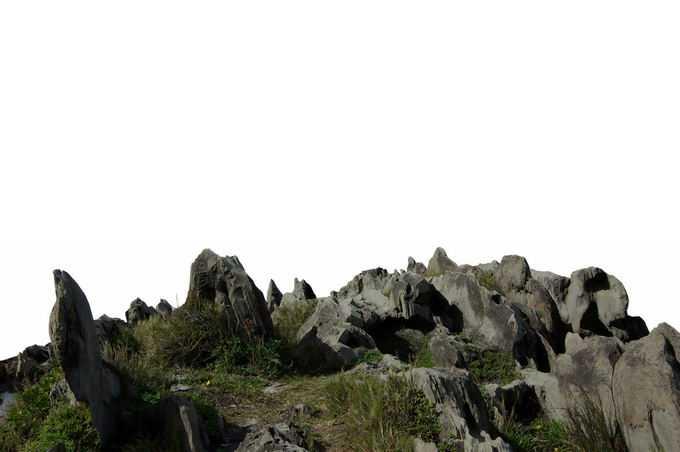 山顶一些巨大的石块风景4580428png免抠图片素材