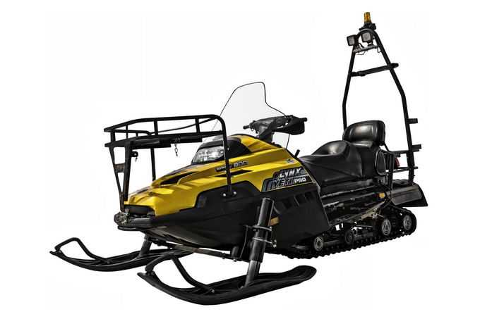黄色的雪地摩托车3160980png免抠图片素材