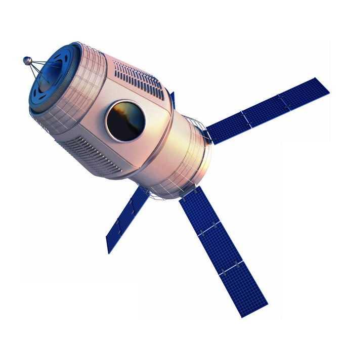 3D立体宇宙飞船太空船8420950免抠图片素材