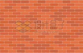 红砖头墙背景纹理248412png免抠图片素材