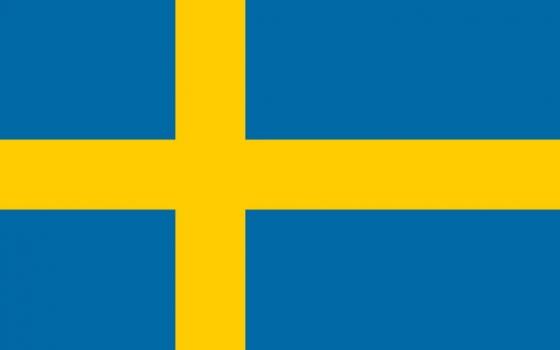 标准版瑞典国旗图片素材