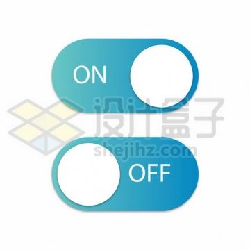 圆角按钮网页APP开关按钮976317矢量图片免抠素材