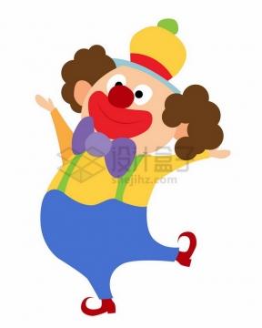 卡通小丑874363png免抠图片素材