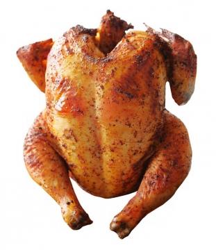 一只奥尔良烤鸡725364png图片素材
