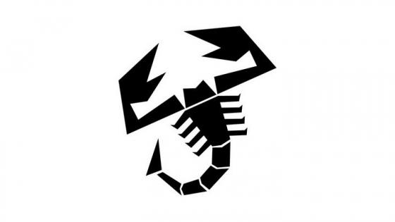蝎子图案Abarth阿巴斯汽车标志大全及名字图片免抠素材