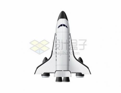 航天飞机俯视图392827png图片素材