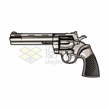 一把漫画风格的手枪265340png矢量图片素材
