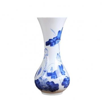 一个青花瓷花瓶271598png图片素材